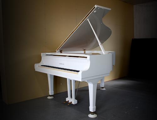 【中古】YAMAHA グランドピアノ C3白