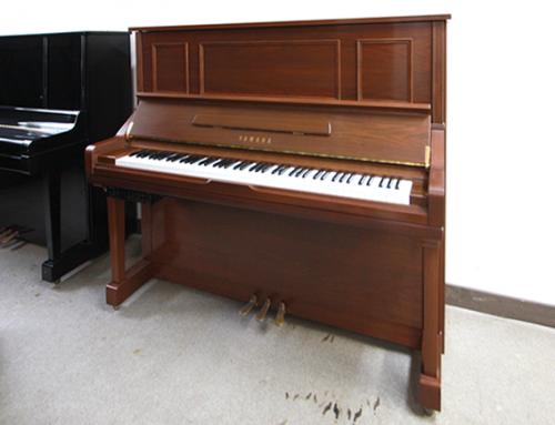 【売約済み】YAMAHA アップライトピアノ YU3 Wn