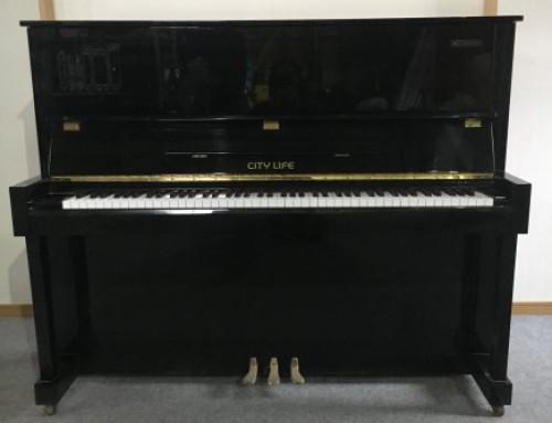 【中古】KAWAI アップライトピアノ CL-3