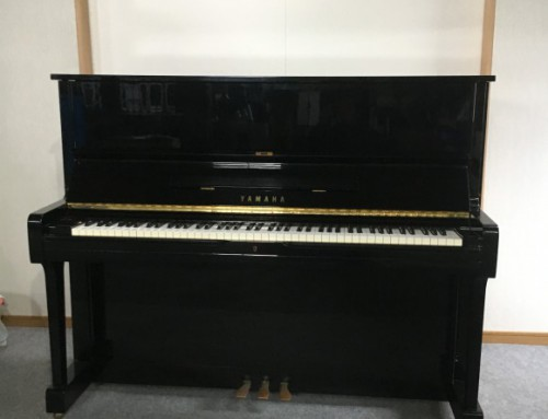 【売約済み】YAMAHA アップライトピアノ U1A