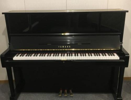 【中古】YAMAHA アップライトピアノ UX-1