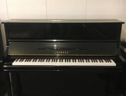 【中古】YAMAHAアップライトピアノ YU1