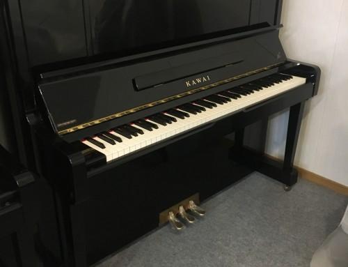 【売約済み】KAWAI アップライトピアノ K-50CS