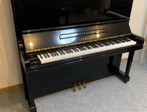 【売約済み】YAMAHA アップライトピアノ U30Bl 4543343