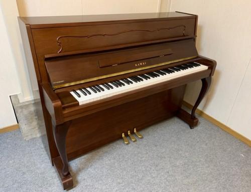 【中古】KAWAI アップライトピアノ C-113 2459958