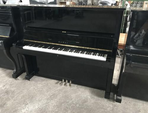 【絆ピアノ】KAWAI 本体0円 KU-3D 563965